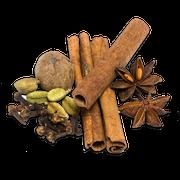 Baking spices sillo