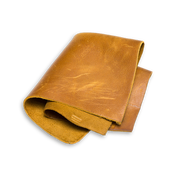 Leather sillo