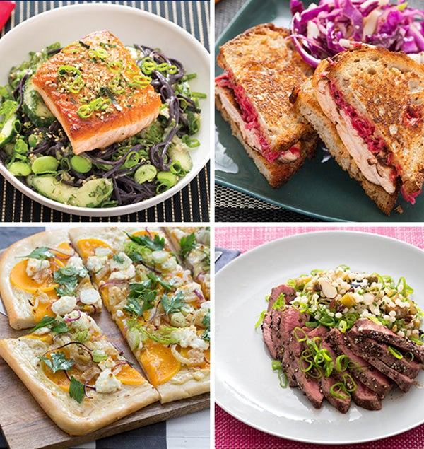 Blue apron fresh ingredients original recipes delivered to you introducing our market recipe cards forumfinder Gallery