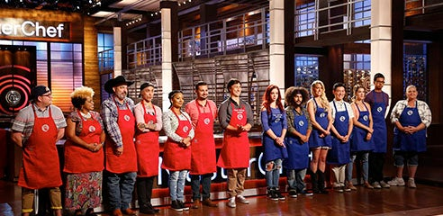 MASTERCHEF PARTNERSHIP