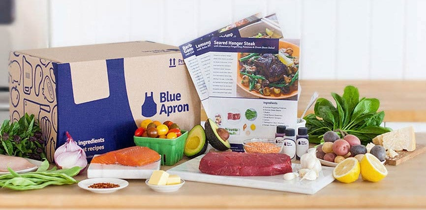 Image result for blue apron
