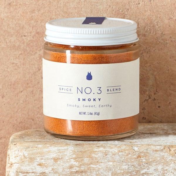 Spice Blend No. 3 - Smoky