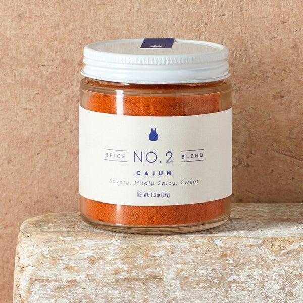 Spice Blend No. 2 - Cajun