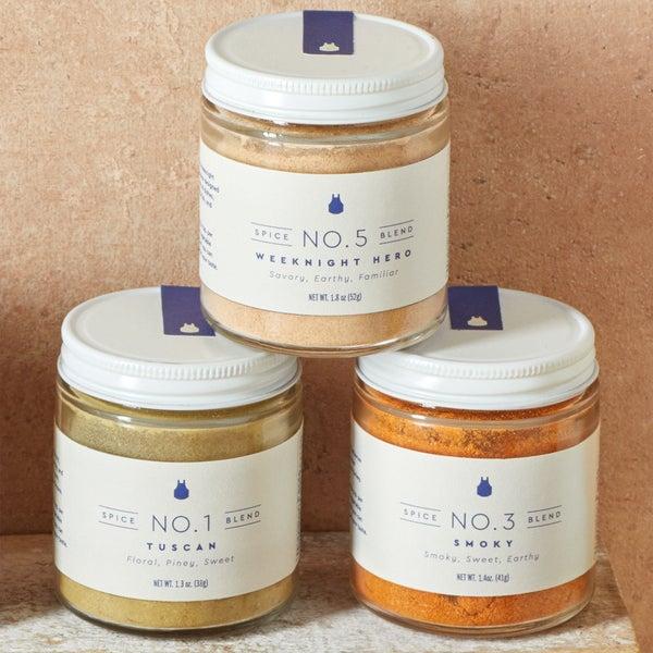 Spice Blend Trio