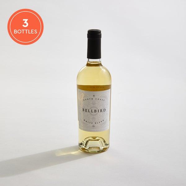 Bellbird White Blend: 3-pack