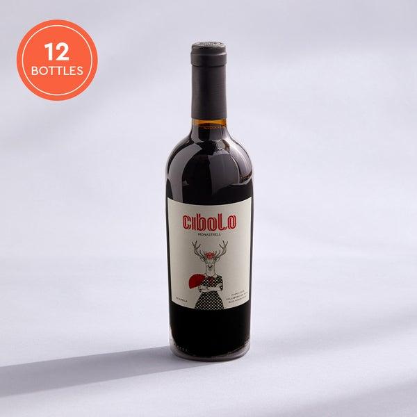 Cibolo Monastrell: Full case