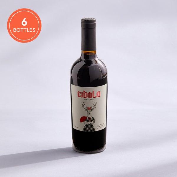 Cibolo Monastrell: Half-case