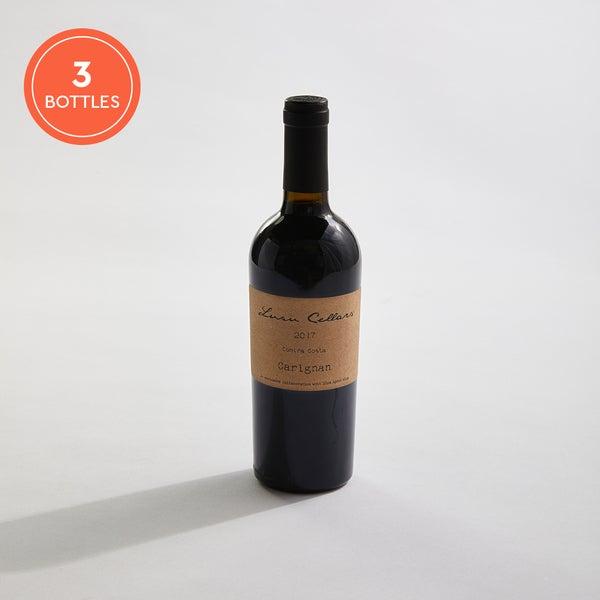 Lusu Cellars Carignan: 3-pack