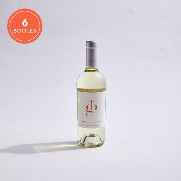 Grape to Bottle Albariño: Half-case