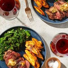 Essential Dinner Pairings - Steak