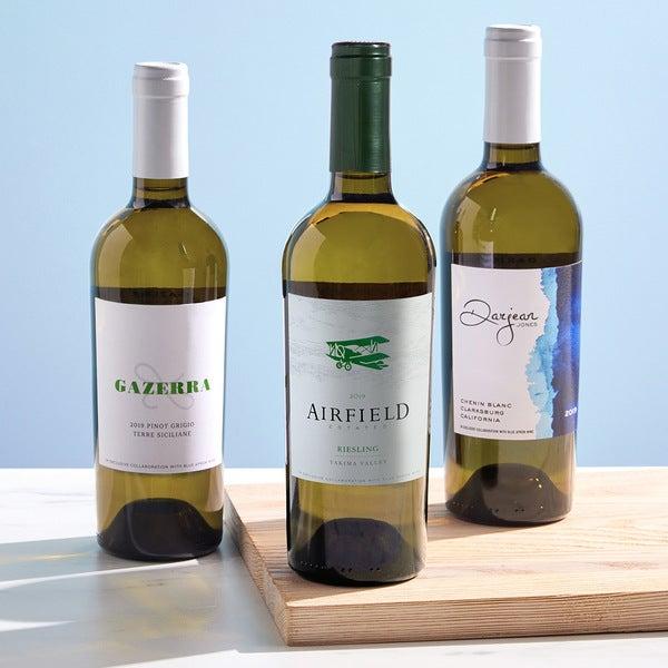 Crisp & Refreshing Summer White Wines - 3 Pack, 500ml size