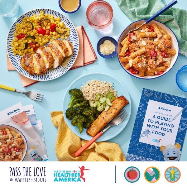 Pass the Love: Tomato, Salt & Corn Box - Delivers 8/27