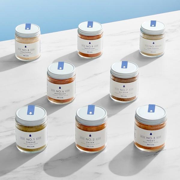 Spice Blend 8-Pack