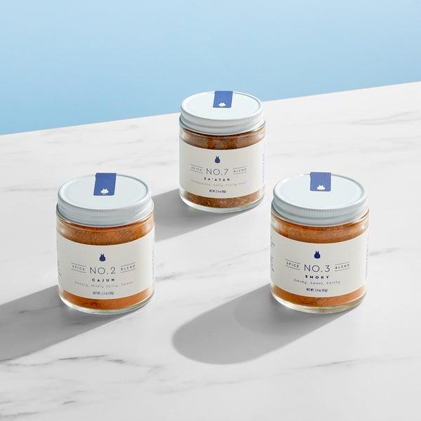 Spice Blend 3-Pack