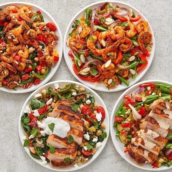 Carb Conscious Meal Prep Kit