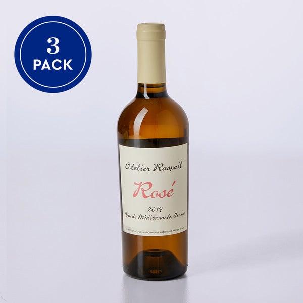 Atelier Raspail Rosé - 3 pack, 500ml size