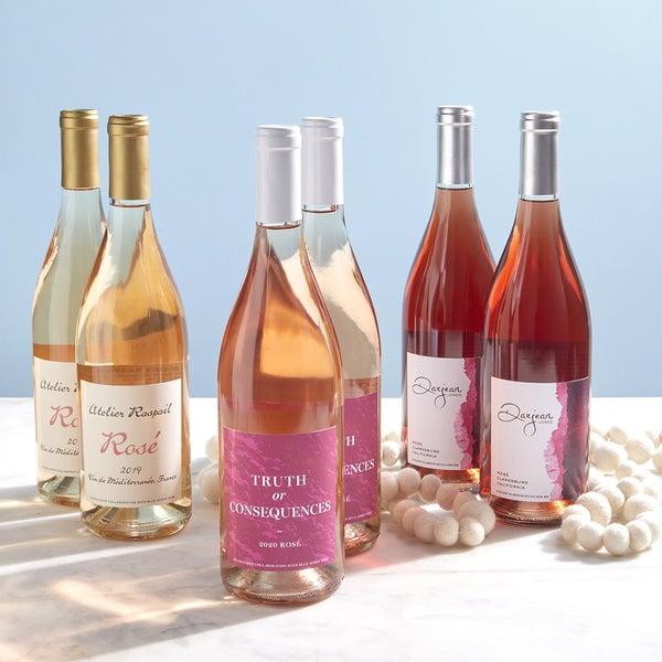 Rosé Variety Bundle - 6 Pack, 750ml size
