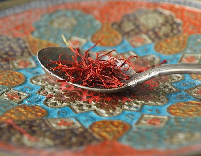 Rumi Saffron