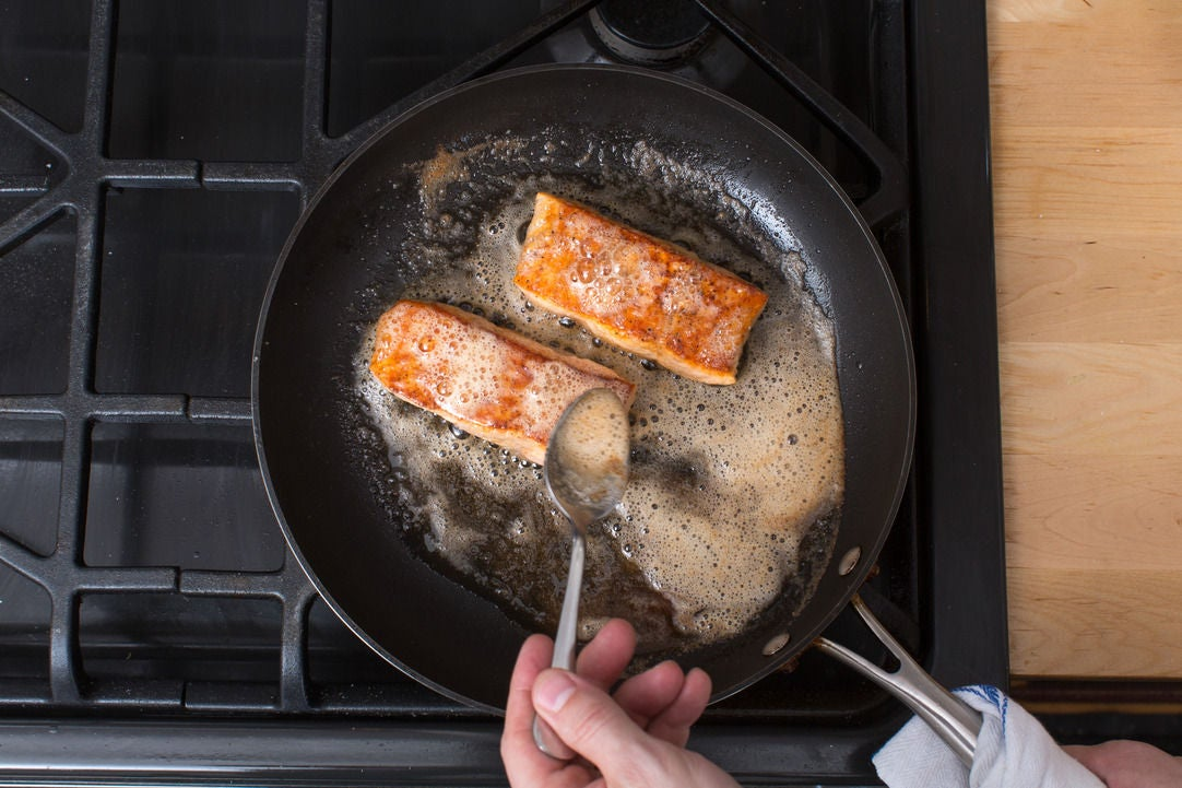 how to cook a salmon loi