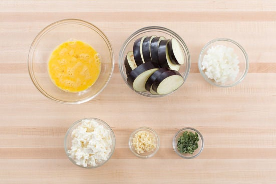 Prepare the ingredients: