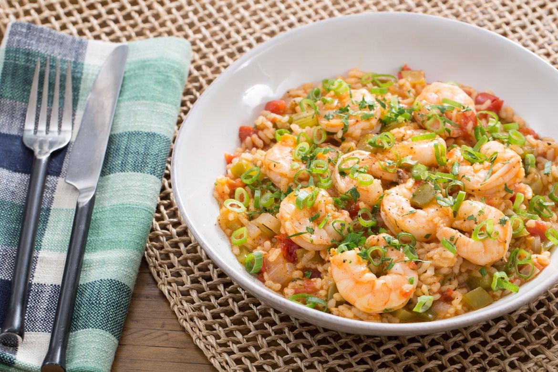 Recipe: One-Pot Shrimp Perloo - Blue Apron
