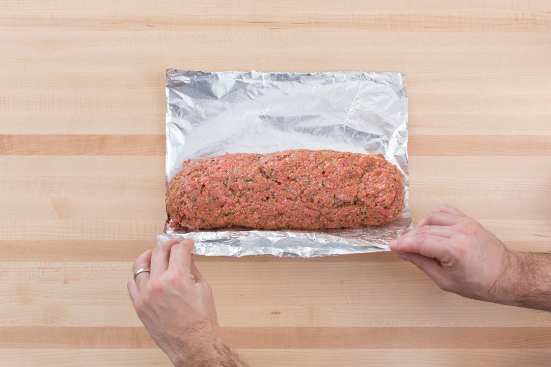 how to make meatloaf in the oven