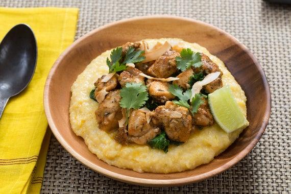 recipe: trinidad curry chicken coconut milk [14]