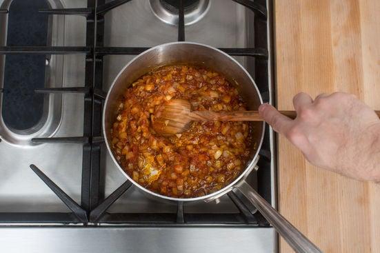Start the minestra:
