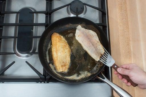 Coat & brown the catfish: