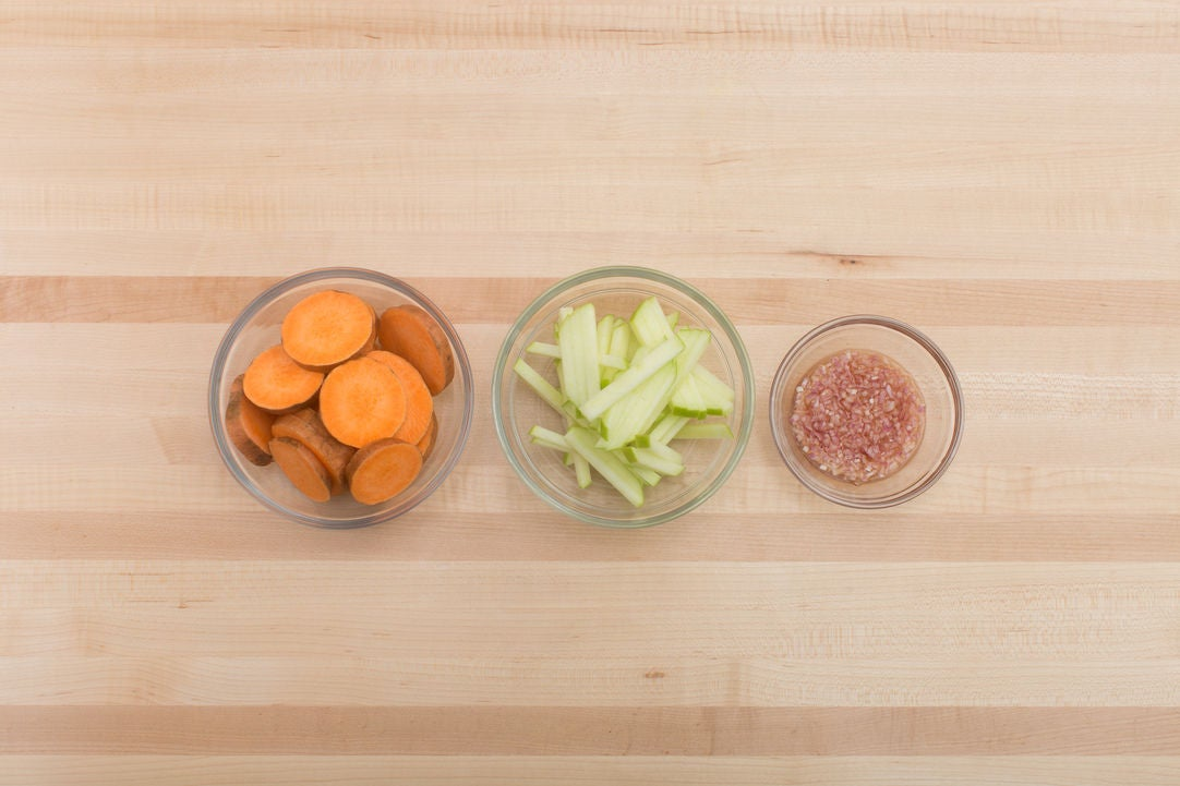 how to prepare sweet potatoes for toddler