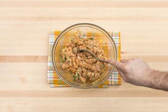 Start the meatloaf: