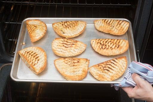 Bake the arayes:
