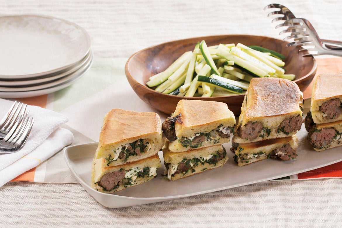 Blue apron green garlic pesto pasta
