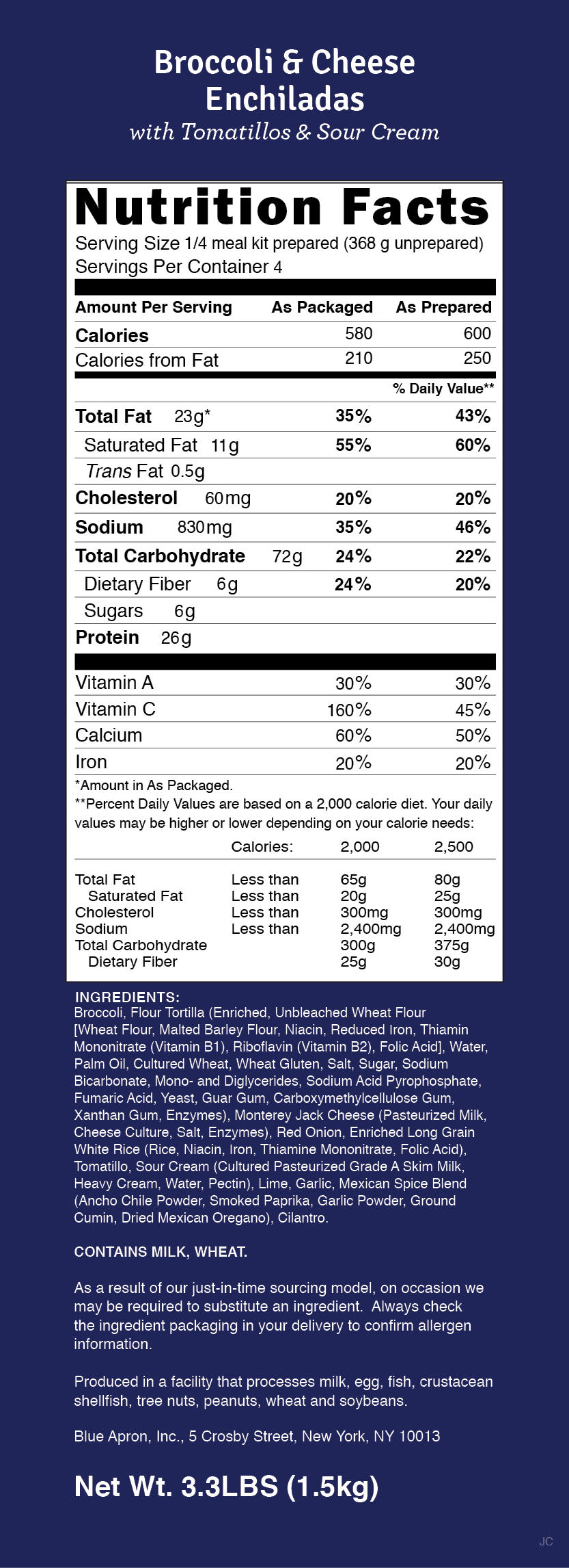 Blue apron overpriced
