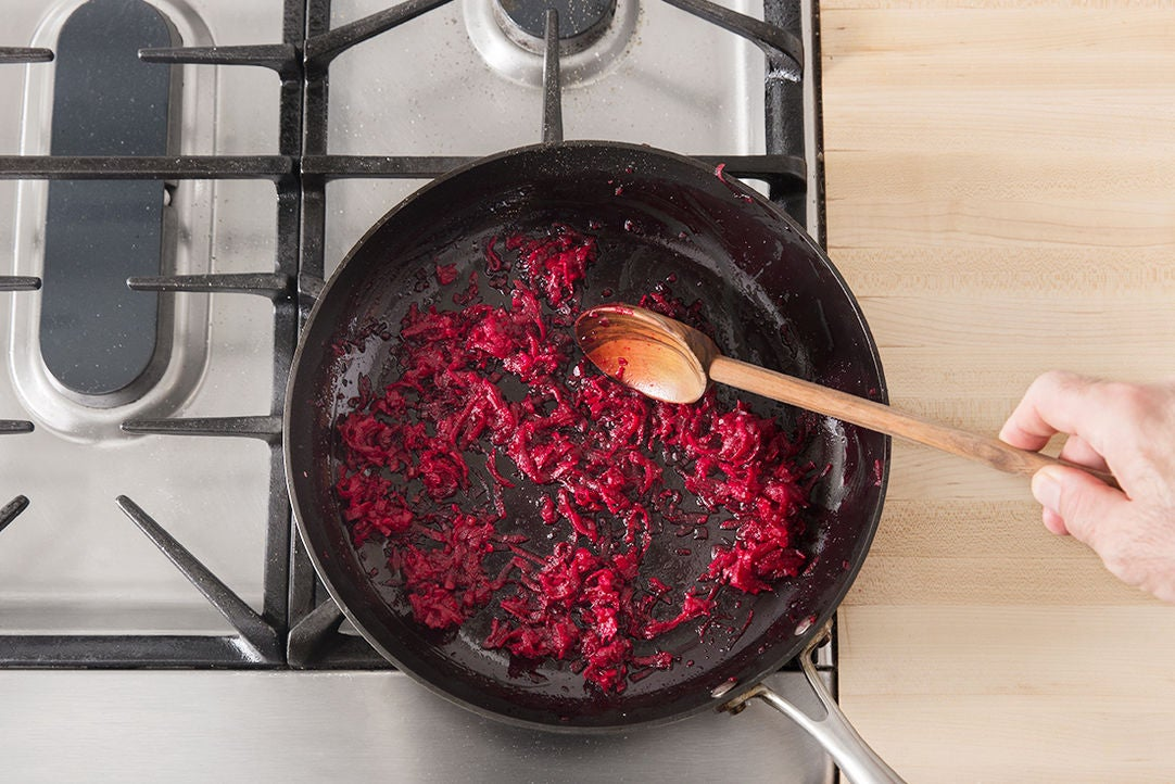 Pickle the beet: