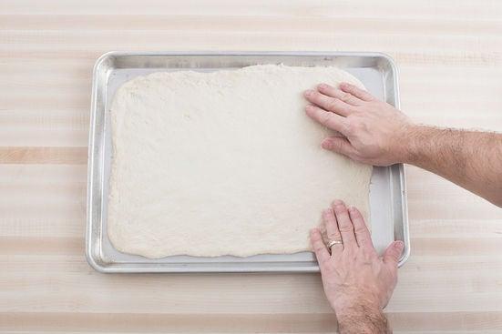 Prepare the dough: