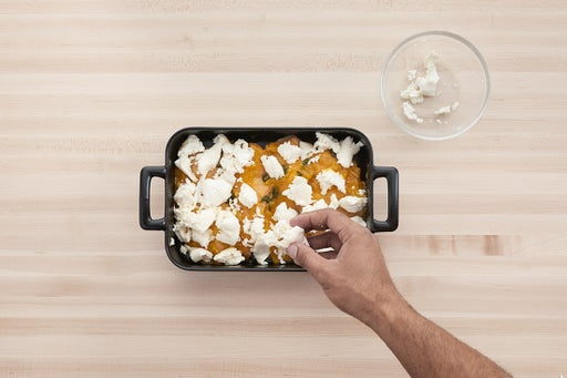 Assemble & bake the chicken: