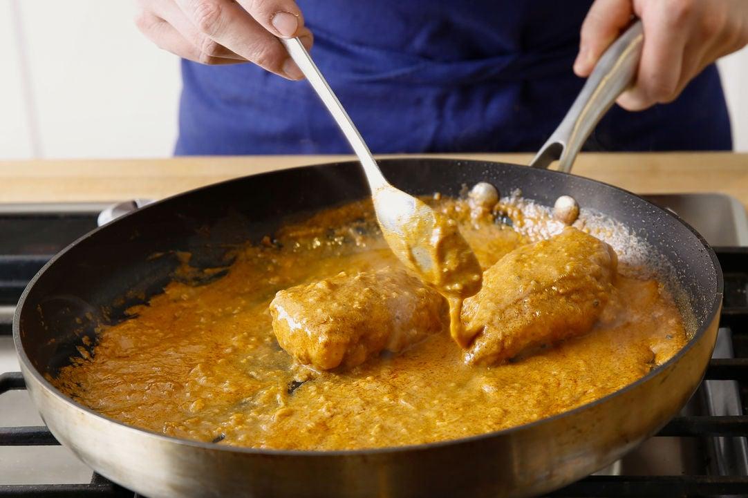 West african chicken peanut sauce recipe - Food man recipes
