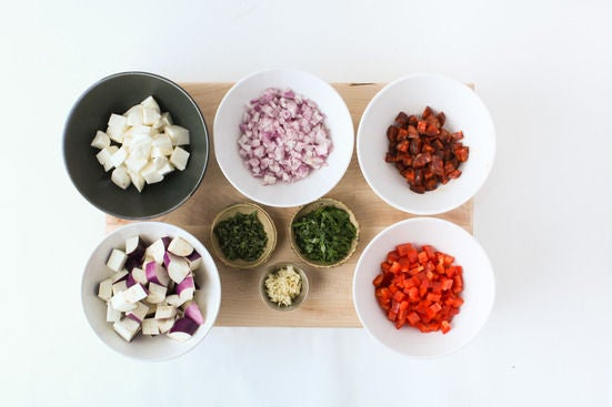 how to store red onions once cut