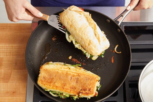 Cook the tortas & serve your dish: