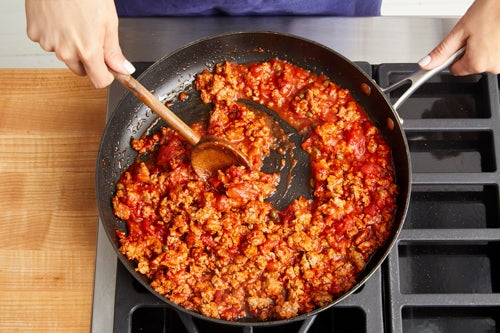 Make the ragù: