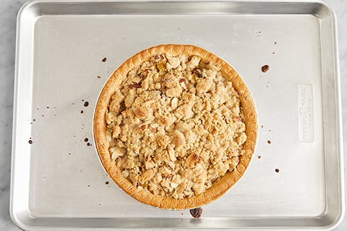Bake the pie & serve your dish: