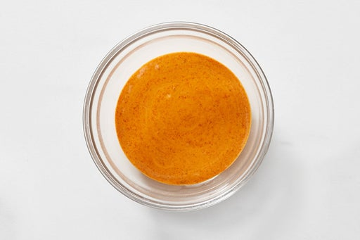 Make the Spanish-Spiced Mayo: