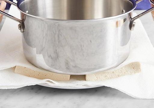Prepare & press the tofu: