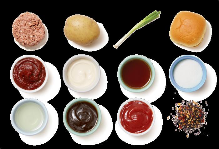 Korean-Style Beyond Burger™ with Gochujang Mayo & Scallion Jam