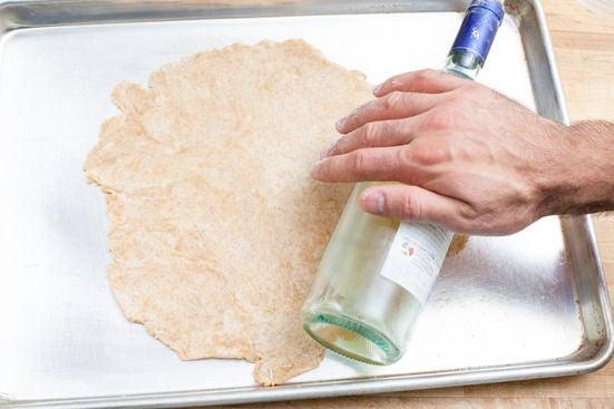 Make the dough: