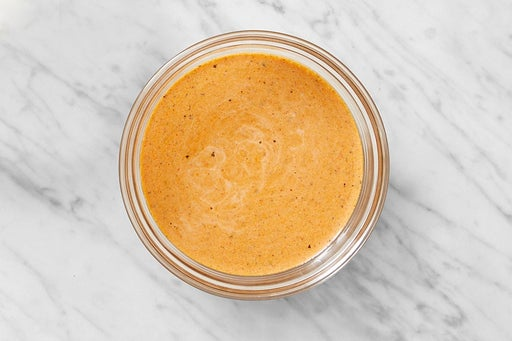 Make the Creamy Romesco