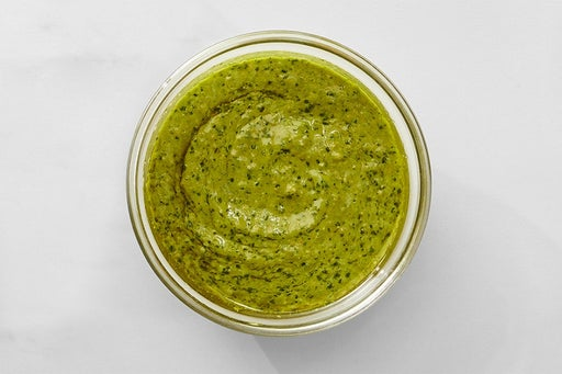 Make the Creamy Pesto