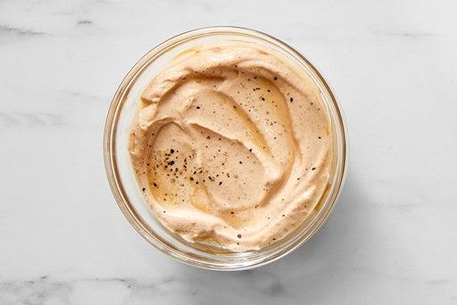 Make the Chipotle Sour Cream