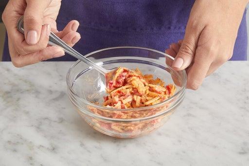Make the pimento cheese